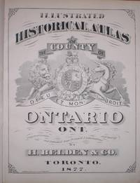 Illustrated Historical Atlas of the County of Ontario, Ont.