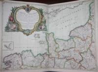 Atlas National et Général de la France, Divisée en ses Quartre-Vingt-Trois Départemens et en cinz cens quarante-trois Districts, . . .