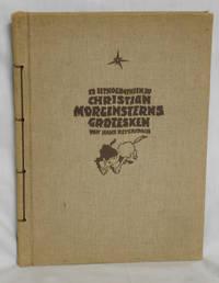 Zwolf Lithographien Zu Chr. Morgensterns Grotesken (Signed, Limited Edition)