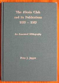 The Alcuin Club and its Publications, 1897-1987: An annotated bibliography by  Peter John Jagger - Hardcover - Second edition - 1986 - from C L Hawley and Biblio.com