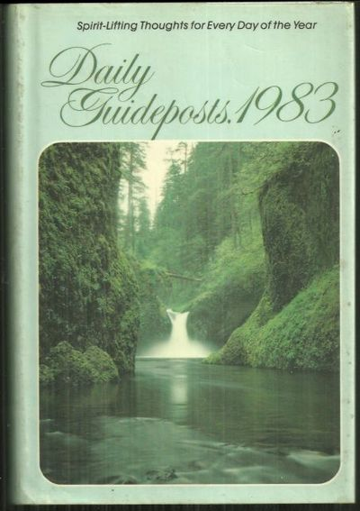 DAILY GUIDEPOSTS 1983 Spirit-Lifting Thoughts for Every Day of the Year, Guideposts