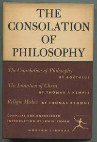 image of The Consolation of Philosophy / The Imitation of Christ / Religio Medici
