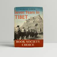 image of Seven Years in Tibet - with the rare wrap-around band