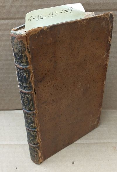 London: Printed and sold by John Nutt, 1699. Second edition, correct by the author. Hardcover. Octav...