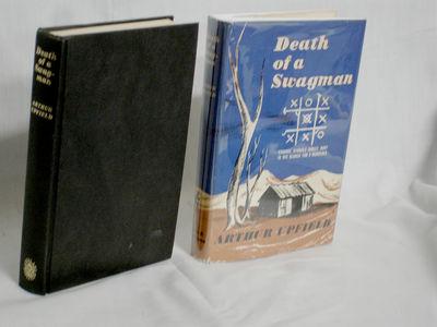 Australia; (1962): Angus and Robertson. First Edition. Octavo. Strange symbols direct Bony in his se...