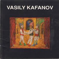 Vasily Kafanov Recent Works - Exhibition Catalog - Signed with personal sketch
