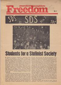 """Freedom Pamphlet No. 2 """"Students for a Stalinist Society"""""""