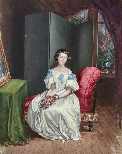 [French school of the XIXth century].