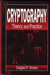 image of Cryptography: Theory And Practice