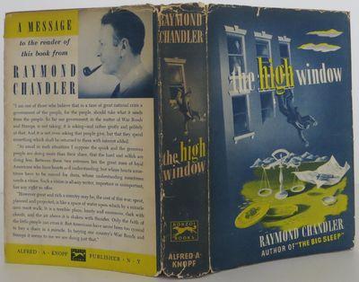 Knopf, 1942. 1st Edition. Hardcover. Near Fine/Very Good. First edition, First Edition stated on cop...