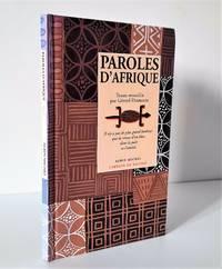image of Paroles d'Afrique