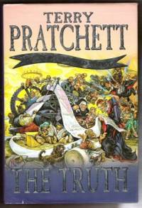 THE TRUTH The 25th Discworld Novel