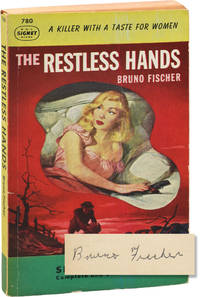 image of The Restless Hands (Signed Paperback)