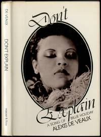 Don't Explain: A Song of Billie Holiday