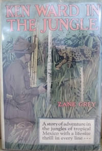 image of Ken Ward in the Jungle