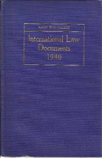 International Law Documents 1940