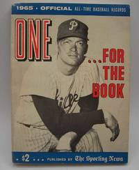 image of One for the Book 1965: Official All-Time Baseball Records