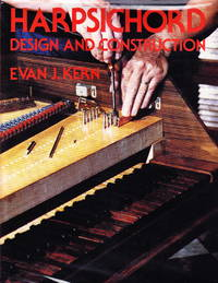 Harpsichord Design and Construction