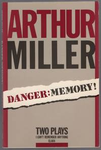 image of Danger: Memory! Two Plays: I Can't Remember Anything [and] Clara