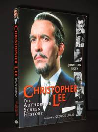 Christopher Lee: The Authorised Screen History [SIGNED]