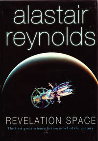 Revelation Space *1st UK edition w/signed bookplate*