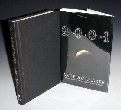 New York; (1999): New American Library. Octavo. 236 pages. Not only is this copy signed by Arthur C....
