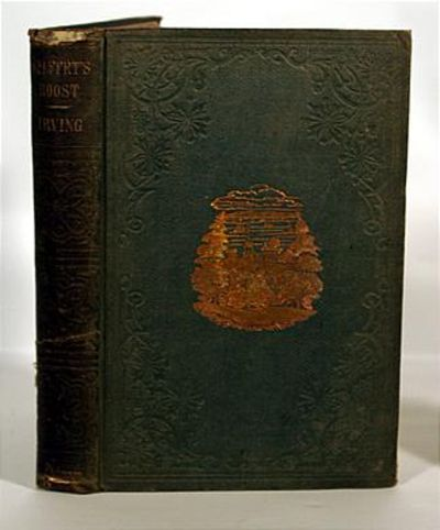 New York: G. P. Putnam & Co., 1855. First Edition. possible third printing Very good in the publishe...