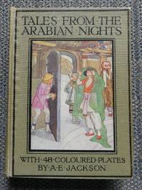 image of TALES FROM THE ARABIAN NIGHTS.