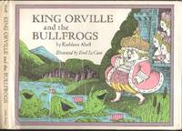 image of King Orville and the Bullfrogs