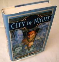 image of CITY OF NIGHT: A Novel of The House War (House wars)