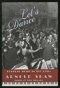Let's Dance: Popular Music in the 1930's