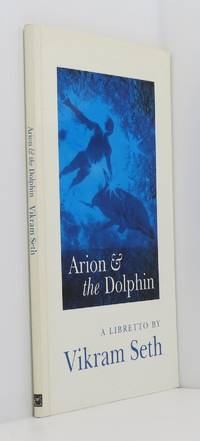 image of Arion And The Dolphin: Libretto (Signed)