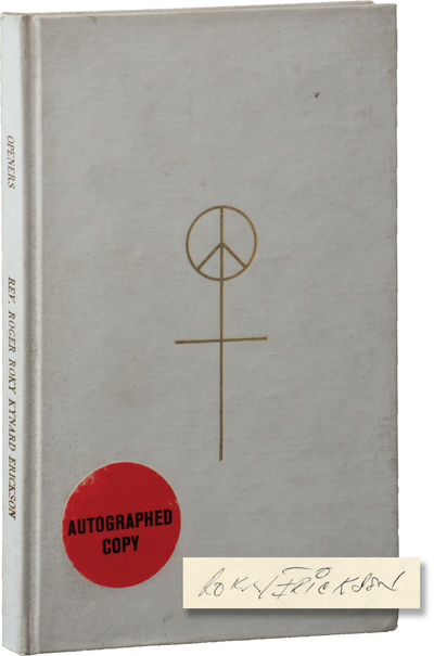 Austin, TX: Pyramid Publishing Company, 1972. First Edition. First Edition. SIGNED by Roky Erickson ...