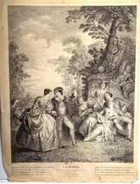 La Danse. Engraving on paper