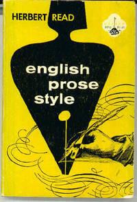 English Prose Style
