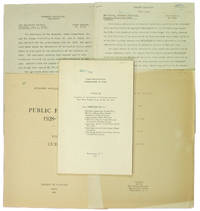 Small Archive of 11 Publications on Cuban Trade and Finance: 1928-1943