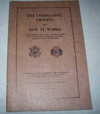 image of The Legislative Process in Missouri and How It Works: A Word Picture of How Laws Are made in the General Assembly of the State of Missouri