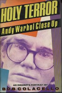 Holy Terror  Andy Warhol Close Up
