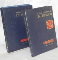 Atlas Cultural de Mexico: Cartografico I [and] Cartografico II  [two items together]