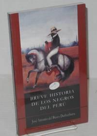 Breve historia de los Negros del Perú