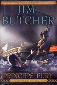 image of Princeps' Fury (The Codex Alera, Book 5)