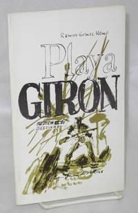 Playa Giron; 20 poemas del destierro