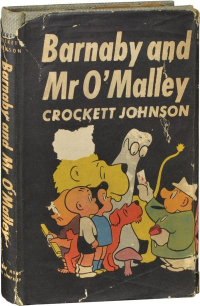 New York: Henry Holt, 1944. First Edition. First Edition. Near Fine in tweed cloth covered boards wi...