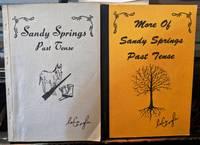 Sandy Springs Past Tense in 2 volumes