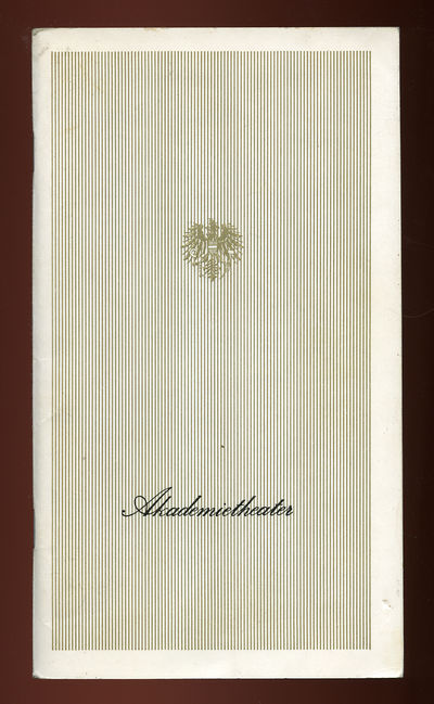 Germany, 1981. Softcover. Near Fine. Near fine in wrappers. Text in German.