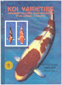 image of KOI VARIETIES JAPANESE COLOURED CARP