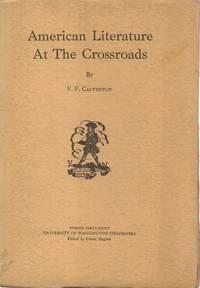 American Literature At the Crossroads