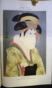 image of Album Of Old Japanese Prints Of The Ukiyo-Ye School; Reproduced From The Collection Of Ken-Ichi Kawaura
