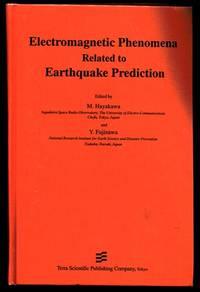 Electromagnetic Phenomena Related to Earthquake Prediction