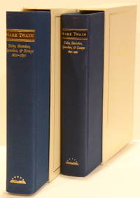 TALES, SKETCHES, SPEECHES, & ESSAYS 1852 - 1890;  TALES, SKETCHES, SPEECHES, & ESSAYS...